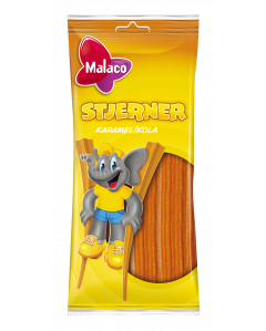 Malaco - Stjerner Karamel