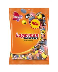 Malaco Lagerman Konfekt