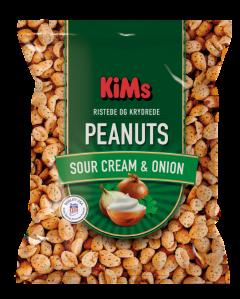 Peanuts - Sour Cream & Onion