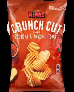 Crunch Cut - Paprika & Krydret Tomat