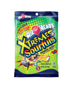 Airheads Xtreme - Rainbow Berry