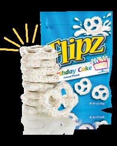 Flipz - Birthday Cake