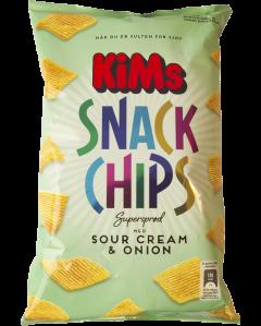 Kim´s Snack Chips Sour Cream & Onion