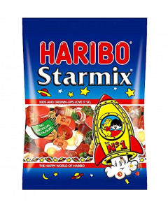 Haribo - Starmix Pre-Packed Bags