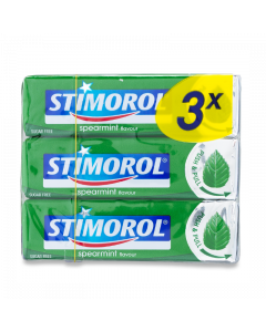 Stimorol Spearmint 3-Pack