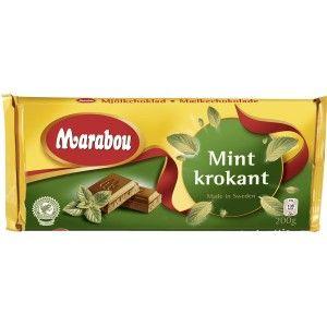 Marabou Mint