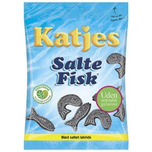 Katjes Salte Fisk