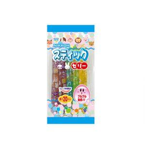 5 stk Jelly Straws
