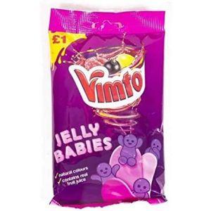 Vimto - Jelly Babies