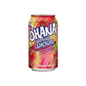 Faygo - Ohana - Raspberry Lemonade