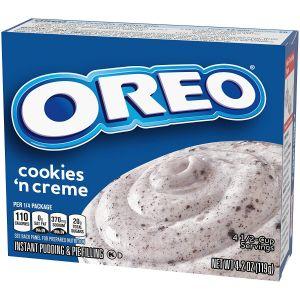 Jell O - Oreo Cookies ´N Cream
