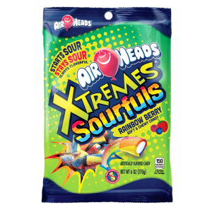 Airheads Xtreme - Rainbow Berry