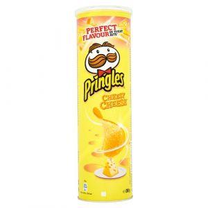 Pringles - Cheesy Cheese