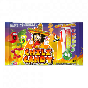 Jelly Beans - Chili Candy