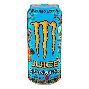 Monster - Juiced Mango Loco