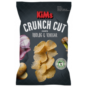 Crunch Cut - Rødløg & Vinegar