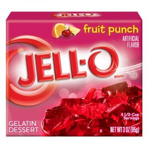 Jell O - Fruit Punch