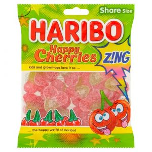 Haribo - Happy Cherries Zing