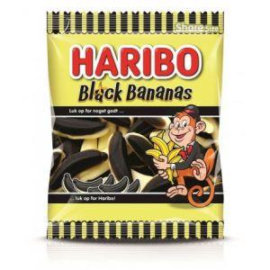Haribo - Black Bananas