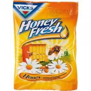 Vicks honey fresh