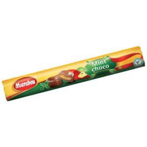 Marabou Mint & Choco Rulle