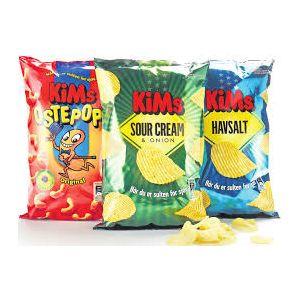 TILBUD - Kims Chips - ALLE VARIANTER 3 stk