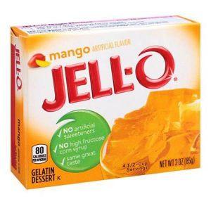 Jell O - Mango