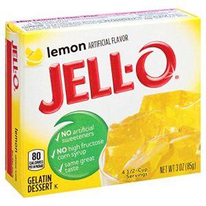 Jell O - Lemon