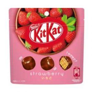 Kit Kat Balls - Strawberry