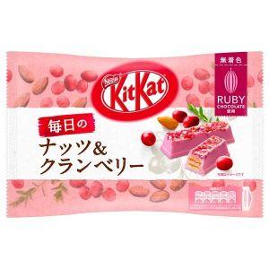 Kit Kat - Cranberry & Almond