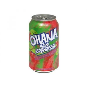 Faygo - Ohana - Kiwi Strawberry