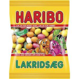 Haribo - Lakridsæg