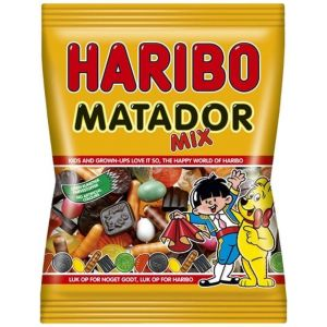 Haribo - Matador Mix STOR