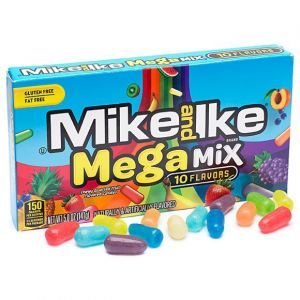 Mike & Ike - Mega Mix