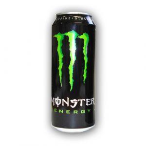 Monster - Energy Grøn