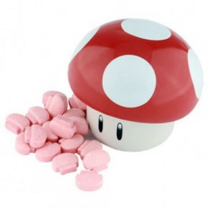 Super Mario - Mushroom