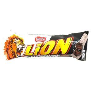 Lion - Black & White