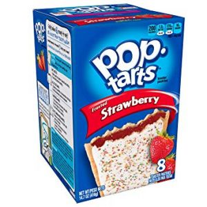 Kellogg´s Pop Tarts - Strawberry