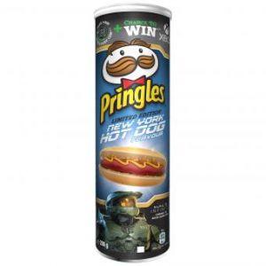 Pringles Hot Dog