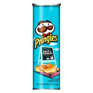 Pringles - Salt & Vinegar