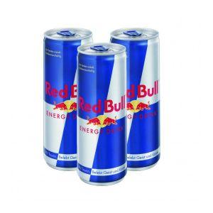 Red Bull - 3 Stk.
