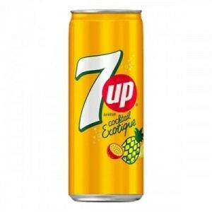 7up Exotic Cocktail 330 ml