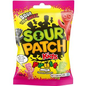 Sour Patch - Fruit Mix - Bag