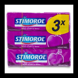 Stimorol Wild Cherry 3-Pack