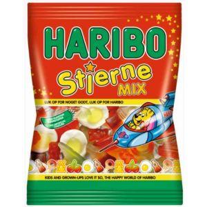 Haribo - Stjerne Mix STOR