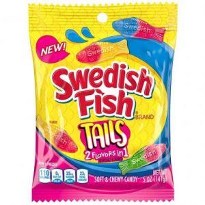 Swedish Fish - Tails