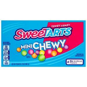 Chewy Mini Sweetarts - Theatre Box