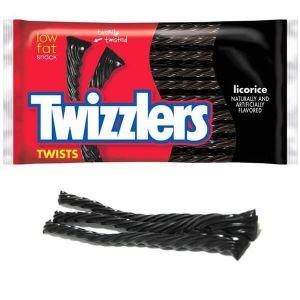 Twizzlers Licorice