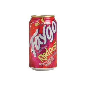 Faygo - Redpop - Strawberry
