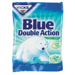 Vicks Blue Double Action